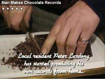 Chocolate Vinyl Records