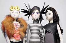 The Andrew Yang Dolls Sport Mini Spring 2010 Looks