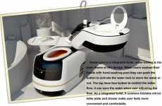 Eco Pod Bathrooms