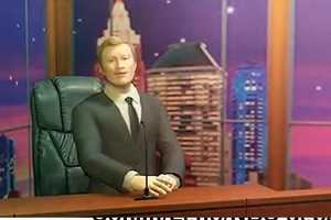 The Conan Leno Feud Goes Virtual with NMA News' Digital Short