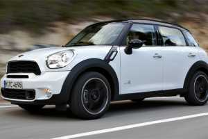The MINI Countryman Will Make Every Yuppie's Dream Come True