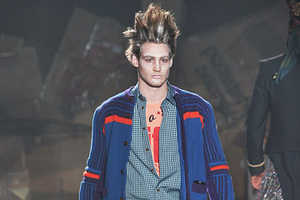 The Vivienne Westwood Fall 2010 Menswear Collection