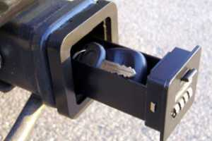 The Hitch Safe Revs Up Automobile Security