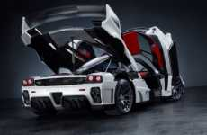 White Hot Supercars