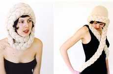Rapunzel-Like Headwear
