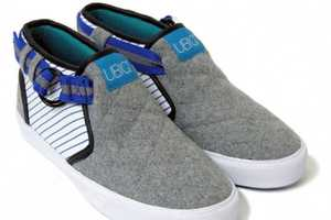 The UBIQ eL MACKDADDY Shoes Are Perfect For Lounging