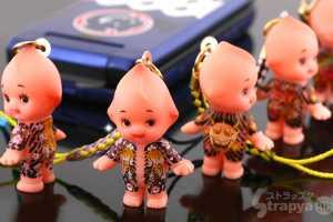 The Choryu Roppongi Yakuza Kewpie Doll is Gangster