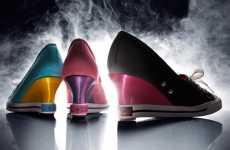 Black Tie Sneakers