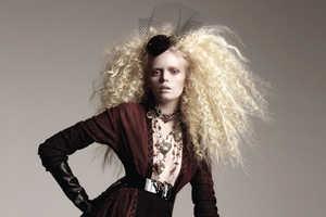 'Belle Toujours' in Harper's Bazaar Romania January 2010