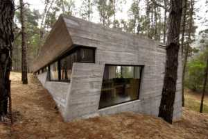 The Big Bad Wolf Won't Blow Down the Concrete House by Bak Architects