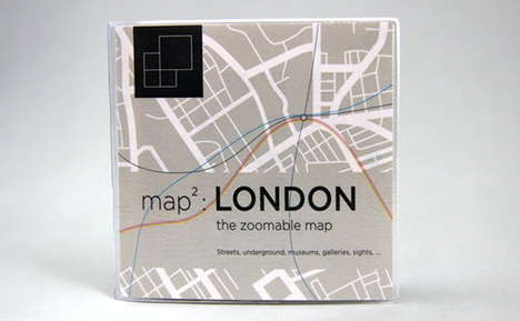 Low-Tech Zoomable Maps