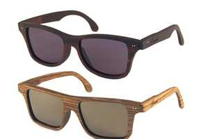 Shwood Sunglasses Come in Three Different Wooden Materials