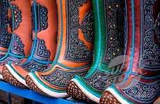 DIY Mongolian Boots
