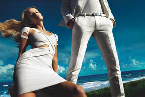 Gucci's Spring/Summer 2010 Campaign is Ultra-Sexy