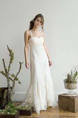 Slip-Like Weddings Gowns