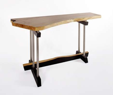 Natural Timber Tables