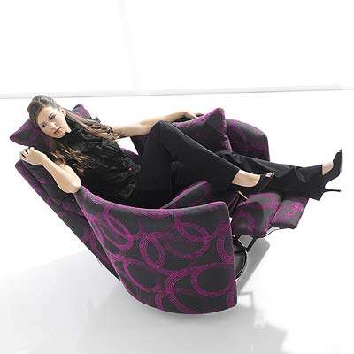 Reclining Swivel Chairs