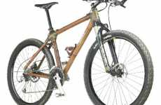 Vegan Vehicles - Bamboo Bike Rides the Path of Environmentalism