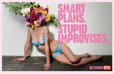 Stupidvertising - The New Diesel 'Be Stupid' Ads Have Being Dafted Looking like Fun