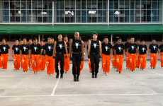 Incarcerated Choreography - Dancing Inmates Do Michael Jackson's 'This is It'