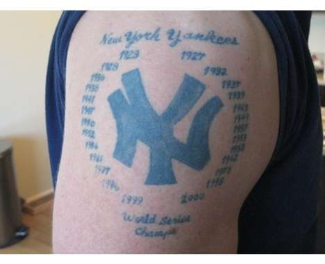 10 Innovations for Fanatical Super Fans - From Sports Tats to Facebooking for Front Row Tix