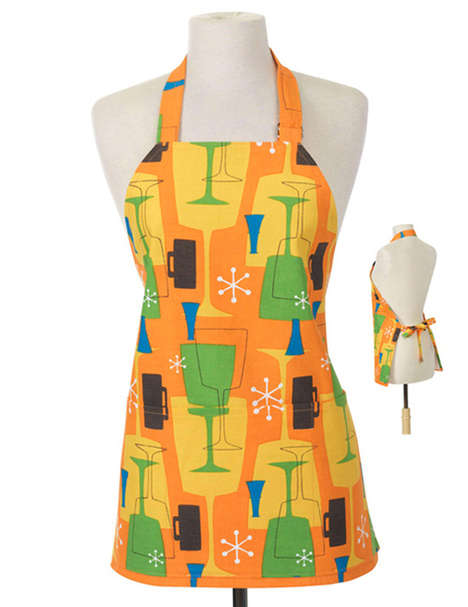 Retro-Mod Aprons