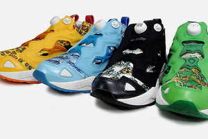 The Reebok 2010 Spring Hawaiian Insta Pump Fury Collection