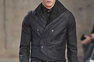 Looks From Les Hommes Fall/Winter 2010/2011