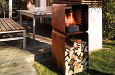 Fire Pit Barbecues