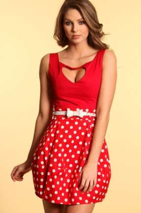 Flirty Valentine Frocks