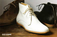 Zipper Back Boots
