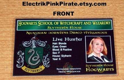 Magical School IDs