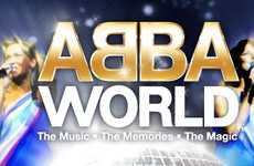 Hologram Karaoke - ABBA World Tells Disney World Who's Who