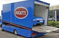 Supercar Truck Garages