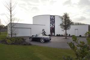 Netherlands' 123DV Architecture Pays Homage to Art in the Villa Dali