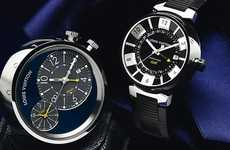Luxury Valentines Watches - The 2010 Louis Vuitton Valentines Mens Catelog
