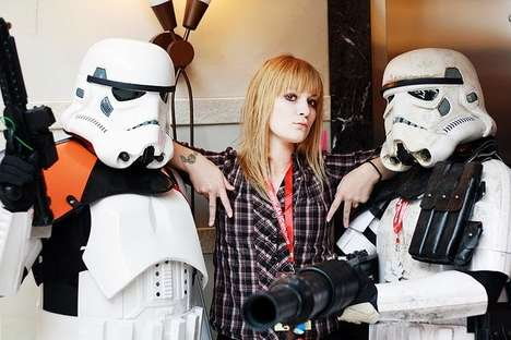 Sexy Star Wars Photoblogs