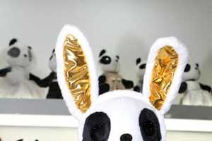 Pandatown in Beijing is All About Fashion for Pandas