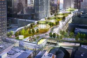 San Francisco Transbay Transit Center Gets Go-Ahead Funds