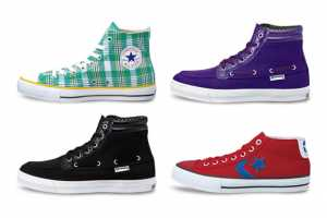 February 2010 Converse Japan Collection is Released