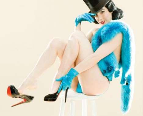 55 Racy Burlesque Finds