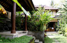 Beautiful Balinese Guest Homes - Photographer Jared Collins Shows off His Brilliant Balinese Home