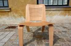 Creatively Channeled Chairs