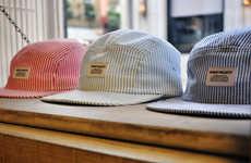 Super Seersucker Hats