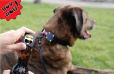Beer-Opening Dog Collars