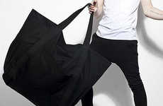 Super-Sized Tote Bags - The Oversized Tote Bag by Oak is Ginormous