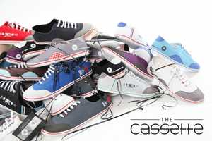 Cassette Sneakers Survive the 80s