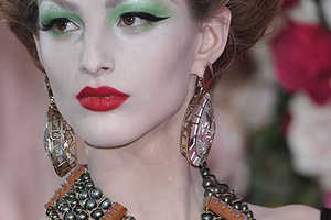Christian Dior Couture 2010 Features Ultra-Extravagant Jewelry