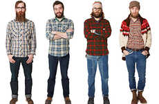 Male Archetype Trends - The Urban-Woodsman Has Its Own Guide Now