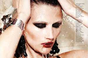 Water and Jewelry Mix for 'All That Glitters' in Flare Magazine
